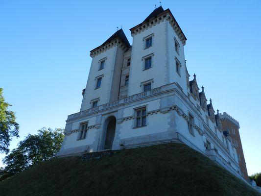Pau, et son château !!!