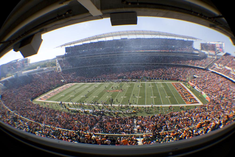 Paul Brown Stadium - Cincinnati