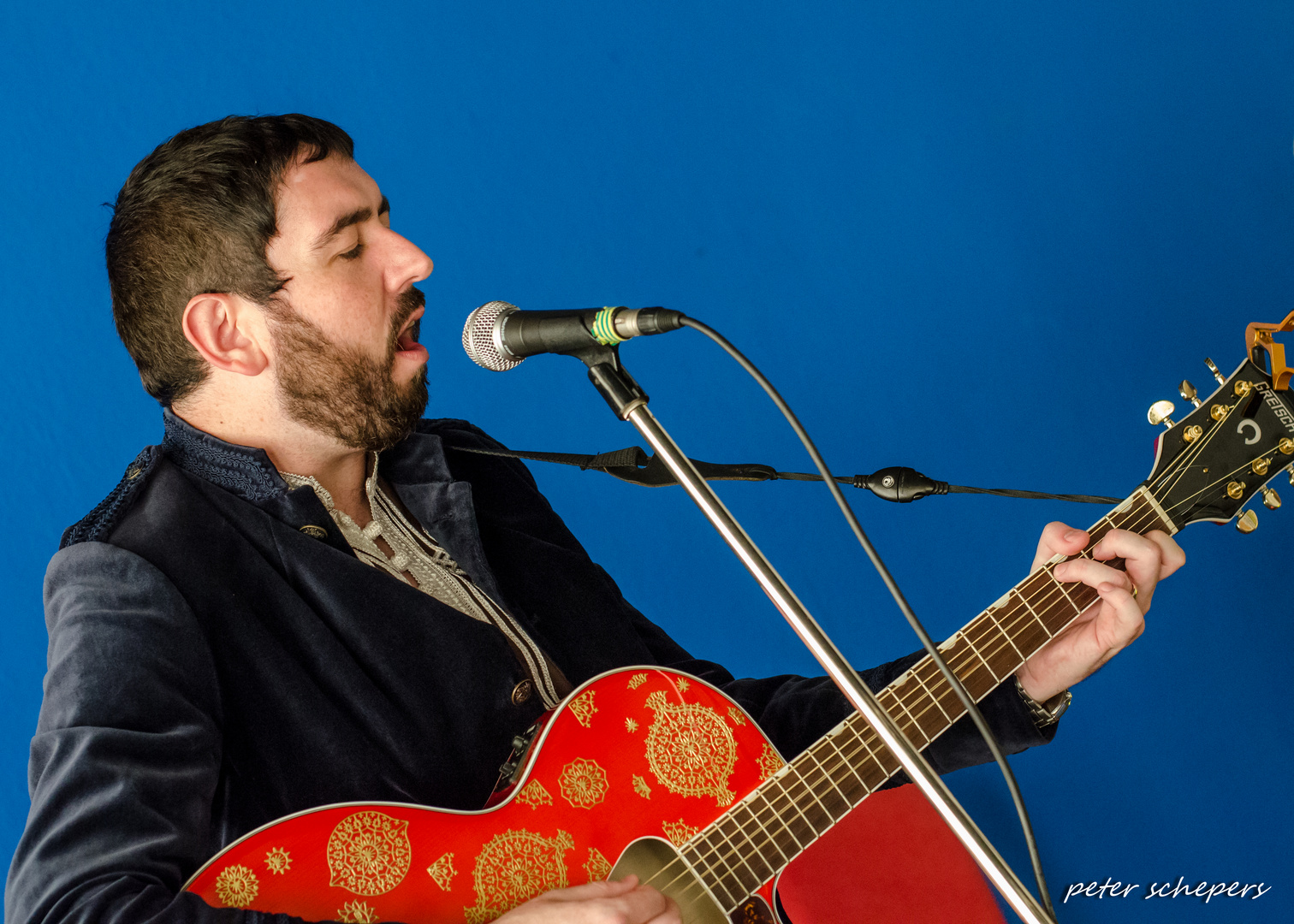 Paul Doherty (The Vals) 8.9.2014 in Dortmund