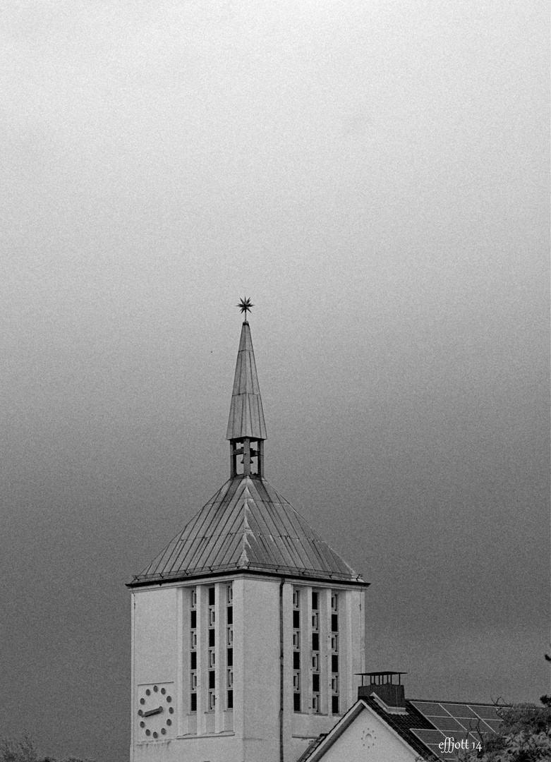 Paul-Gerhardt-Kirche Darmstadt