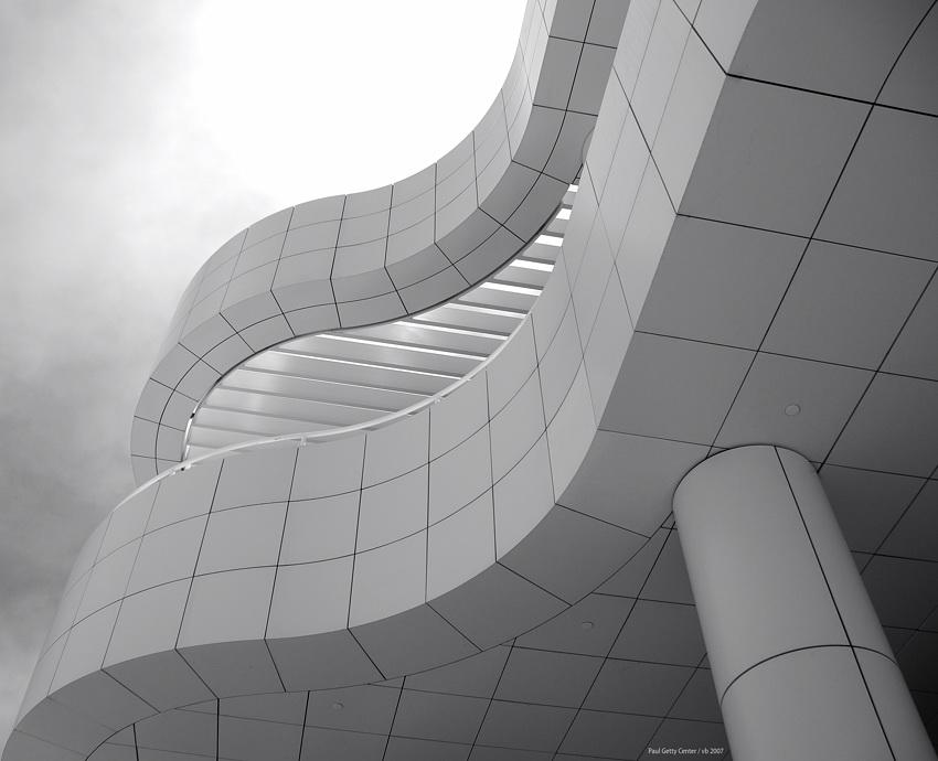 Paul-Getty-Center / Los Angeles