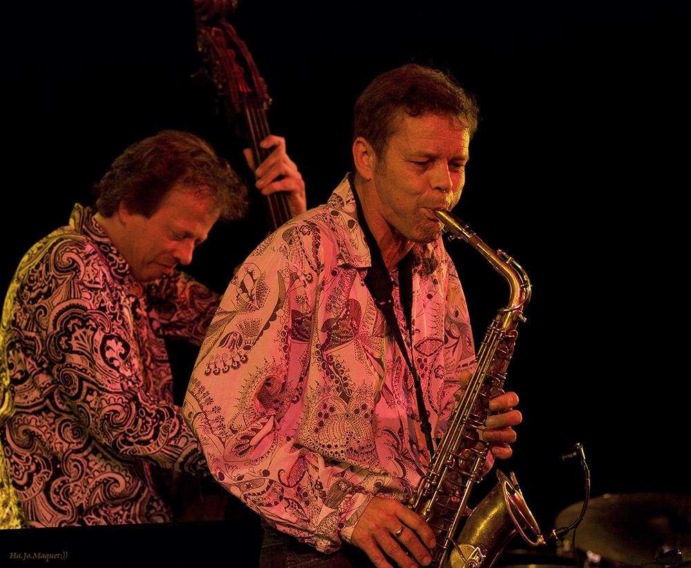 Paul van Kemenade & Wiro Mahieu