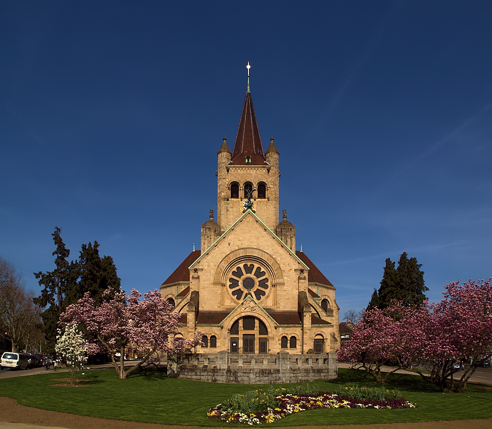 Pauluskirche Basel....