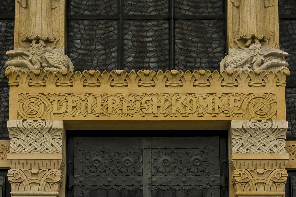 Pauluskirche - Detail 6