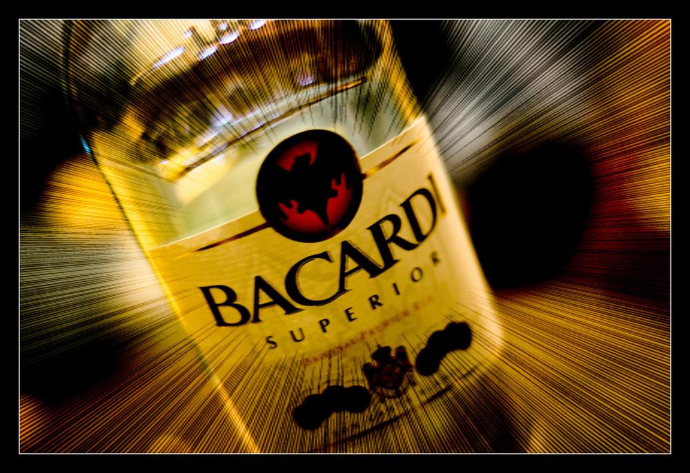 Pause Bacadi (En grand pardi !!!)
