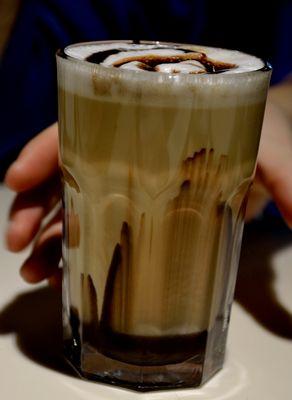 Pause café. ( mocca )