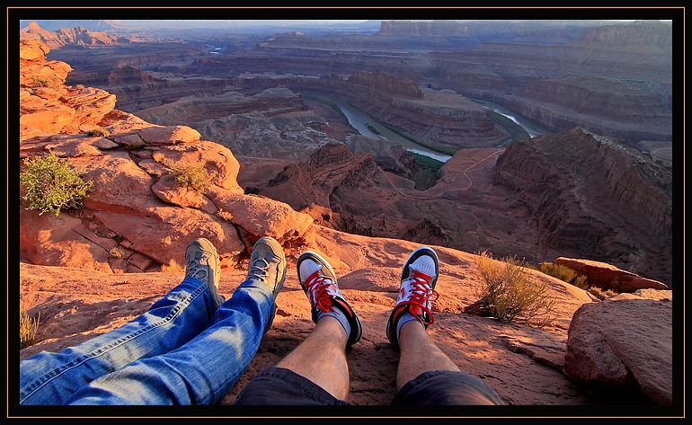 Pause @ Dead Horse Point