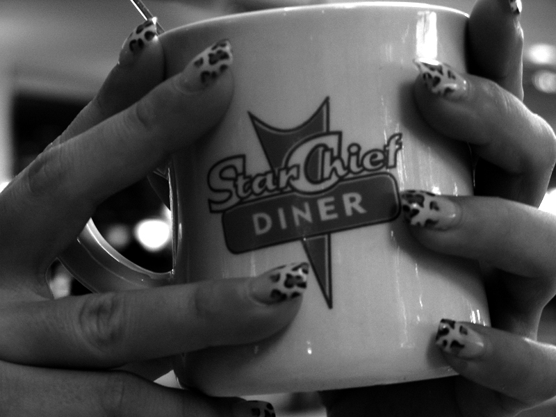 Pause, Kaffee, lecker