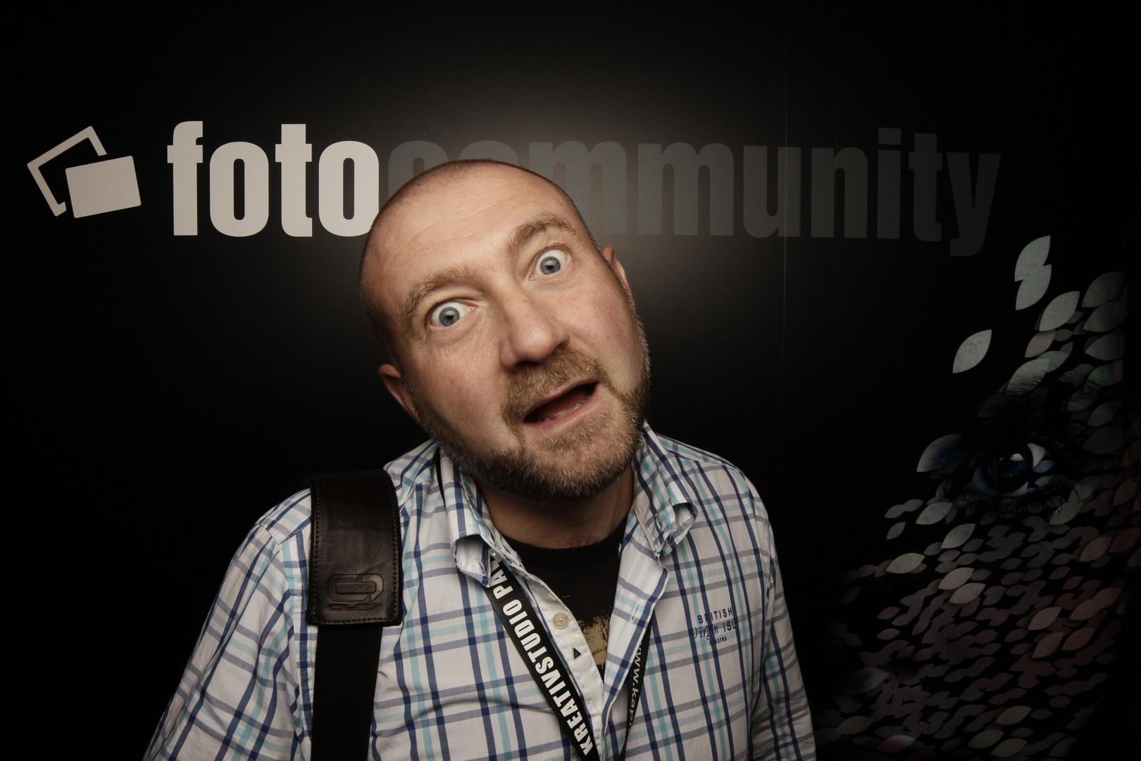Pavel Kaplun – Staunt über die fotocommunity-Photobooth