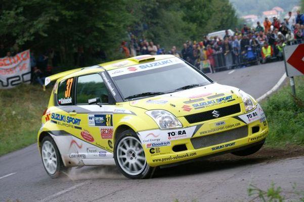 Pavel Valousek auf WP 16