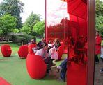 Pavilion 2010, designed by Jean Nouvel.