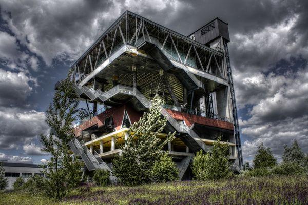 Pavillon der Niederlande