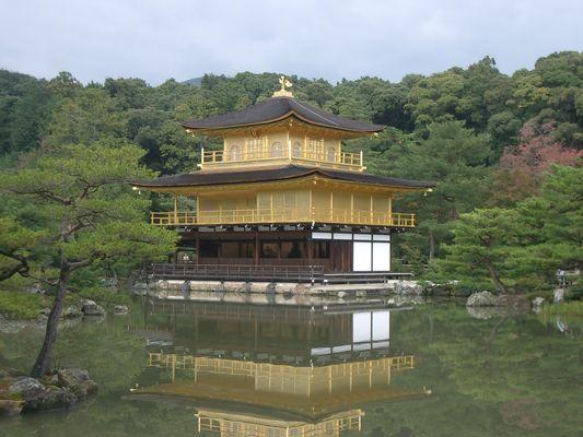 Pavillon d'or, Kyoto