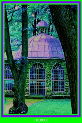 pavillon peterhof