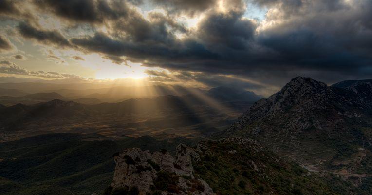Pays Cathare, terre de lumières