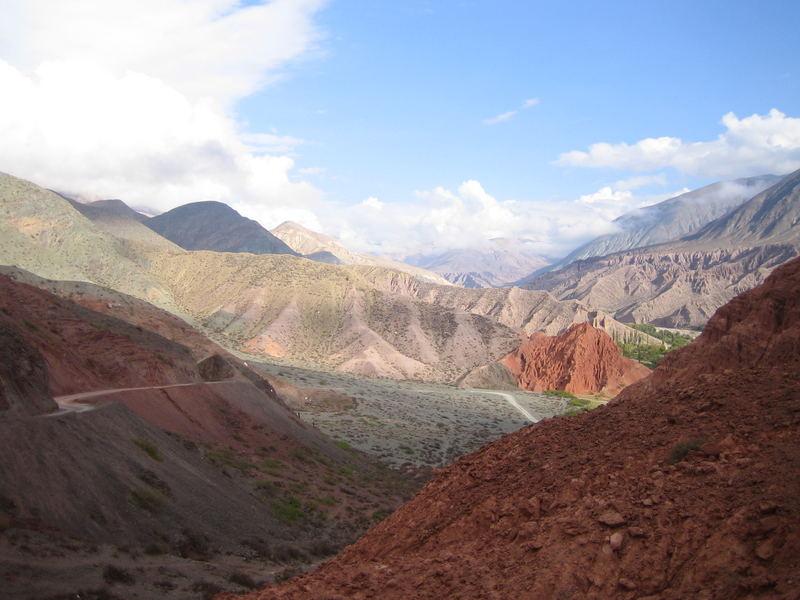 paysage argentin