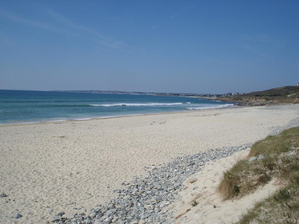 paysage de l ile maurice a plouhinec ( 29 )