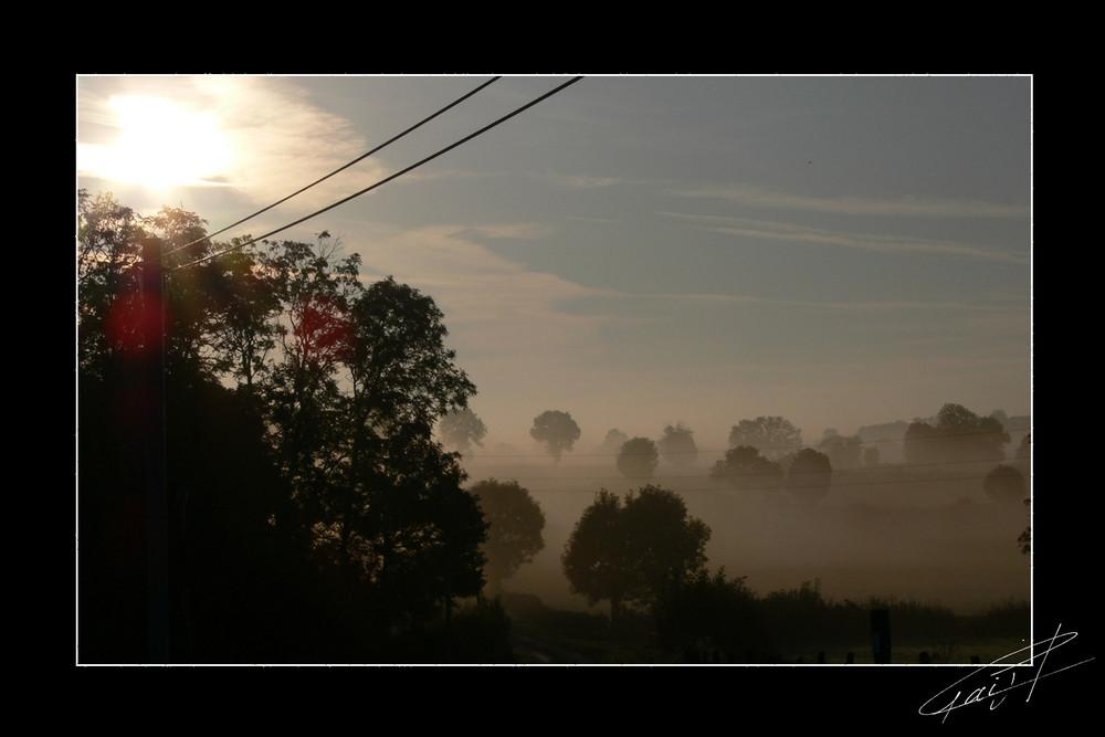 paysage du brionnais