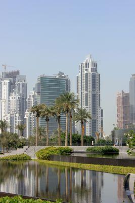 Paysage Dubai