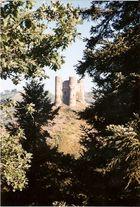 Paysage romantique d'Auvergne..........