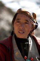 Paysanne Népalaise