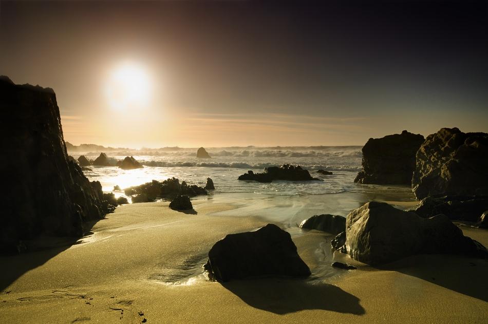 Pazifischer Ozean ...