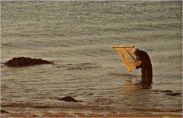 *Pêche a la Chevrotière*