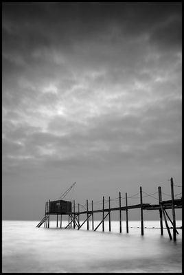 pêcherie sur nuages....