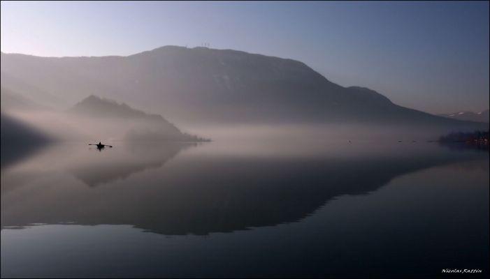""""""" Pêcheur dans la brume """""""