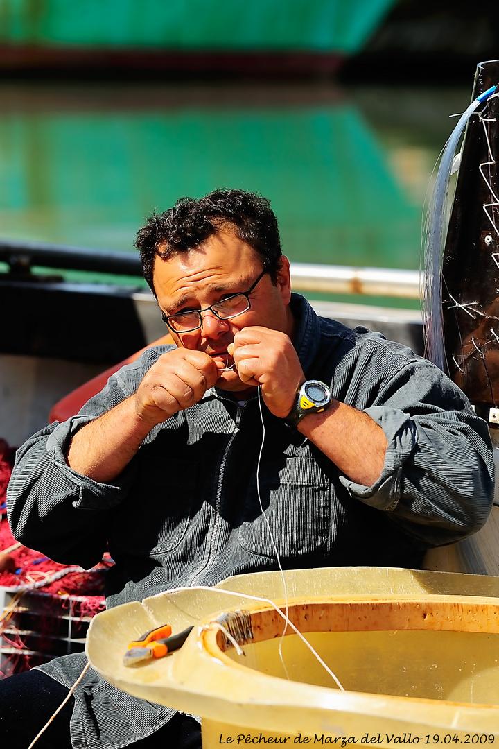 Pêcheur de Marza Del Vallo (19.04.2009)