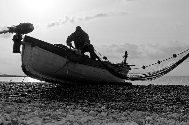 Pêcheurs du Cros de Cagnes
