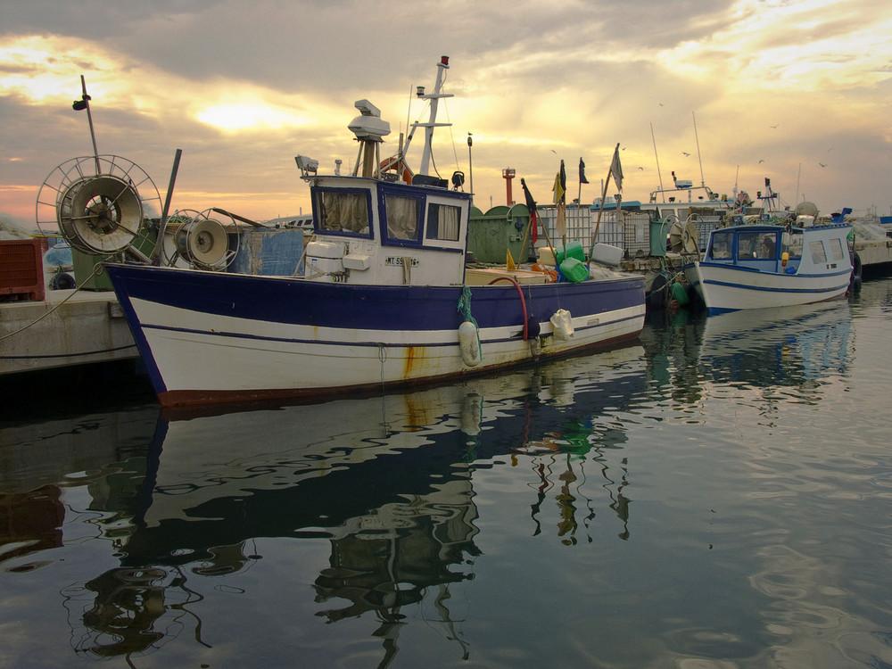 pêcheurs méditerranéens