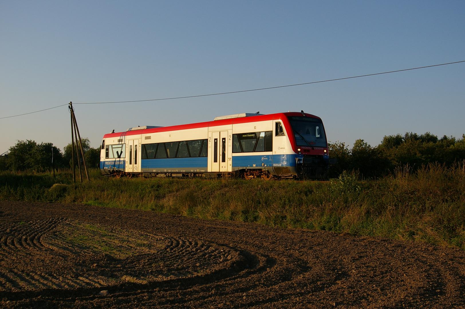 PE70 nach Putlitz bei Kuhbier am 13.09.06