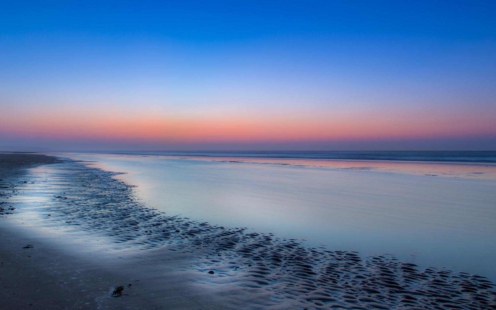 Peaceful Omaha Beach