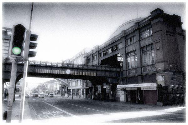 Pearse Station Dublin