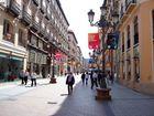 Peatonal en Zaragoza