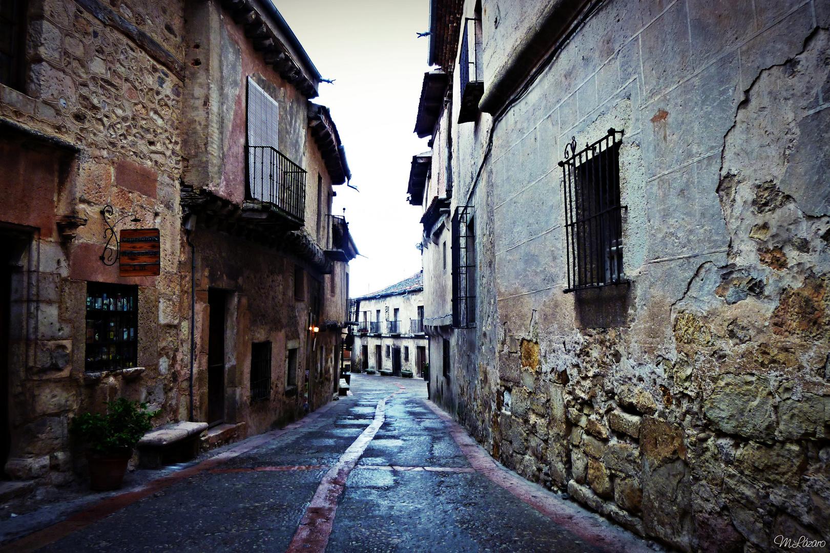 Pedraza-Segovia-Spain