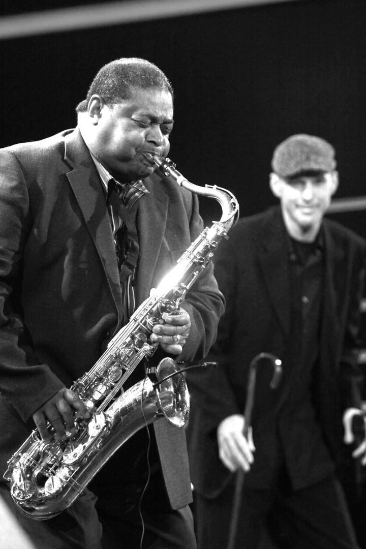 Pee Wee Ellis/Jazzwoche Burghausen 2012