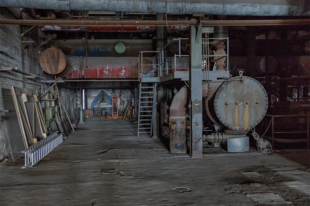 Peenemünde Historische-Technische Museum - Im Kraftwerk