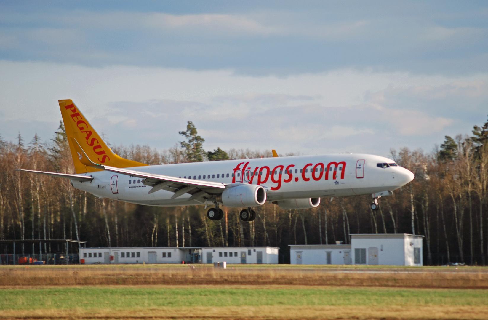 Pegasus 737-800