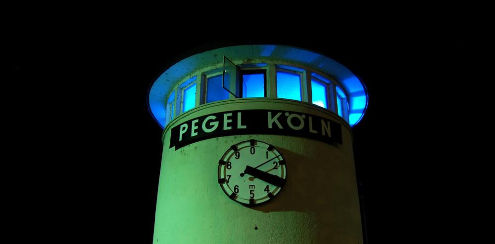 Pegel Koln