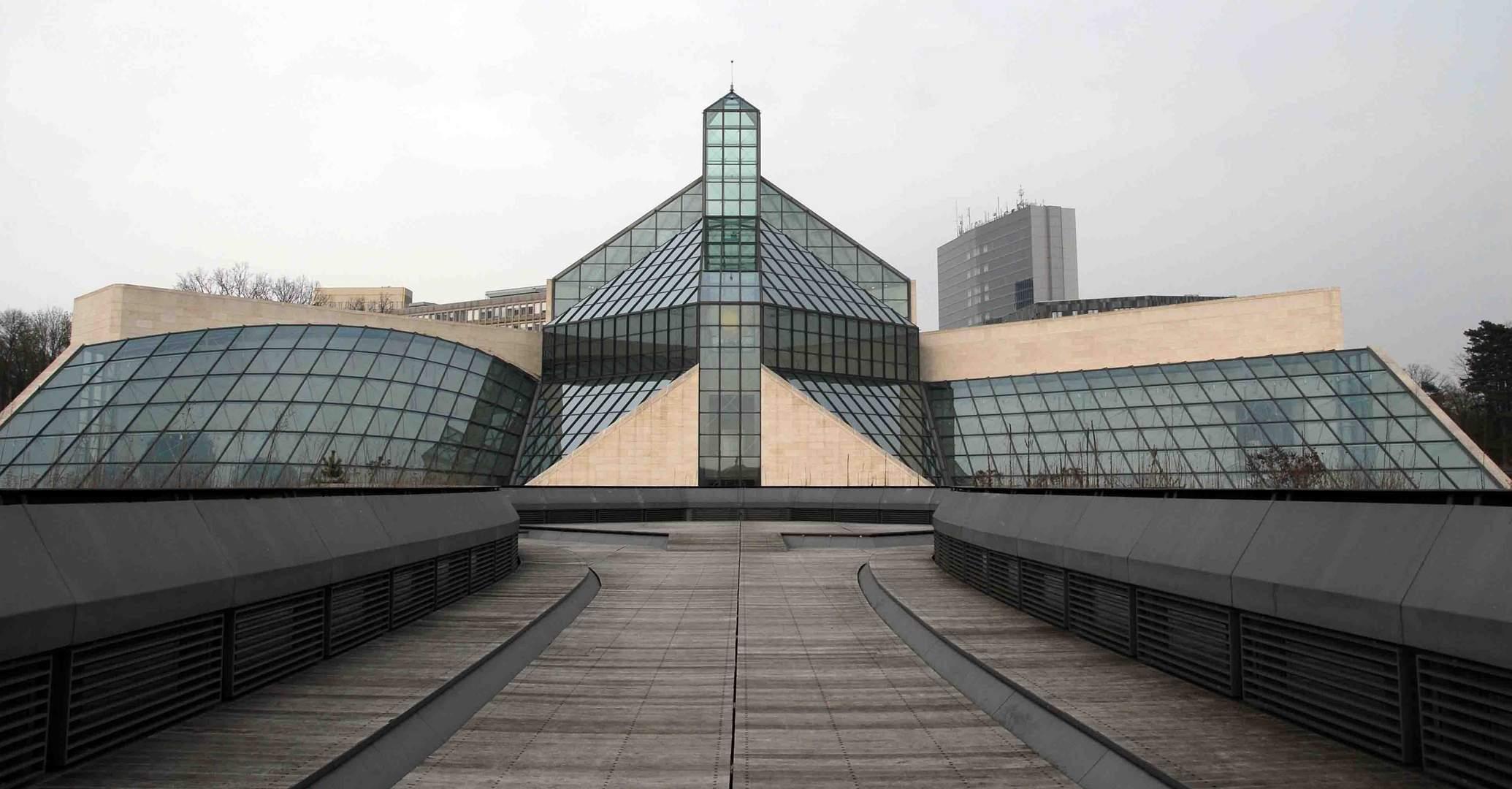 Pei museum Luxemburg