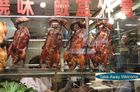 Peking Ente in Honkong