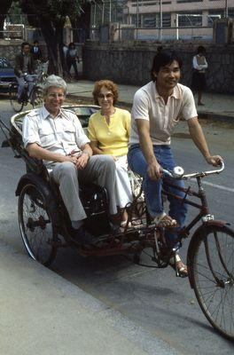 Peking-Taxi 1977