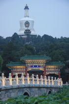 Peking - weiße Pagode