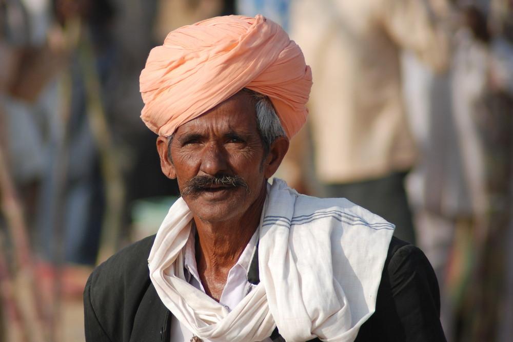 Pelerin de Pushkar