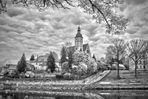 Penig-Blick zur Kirche