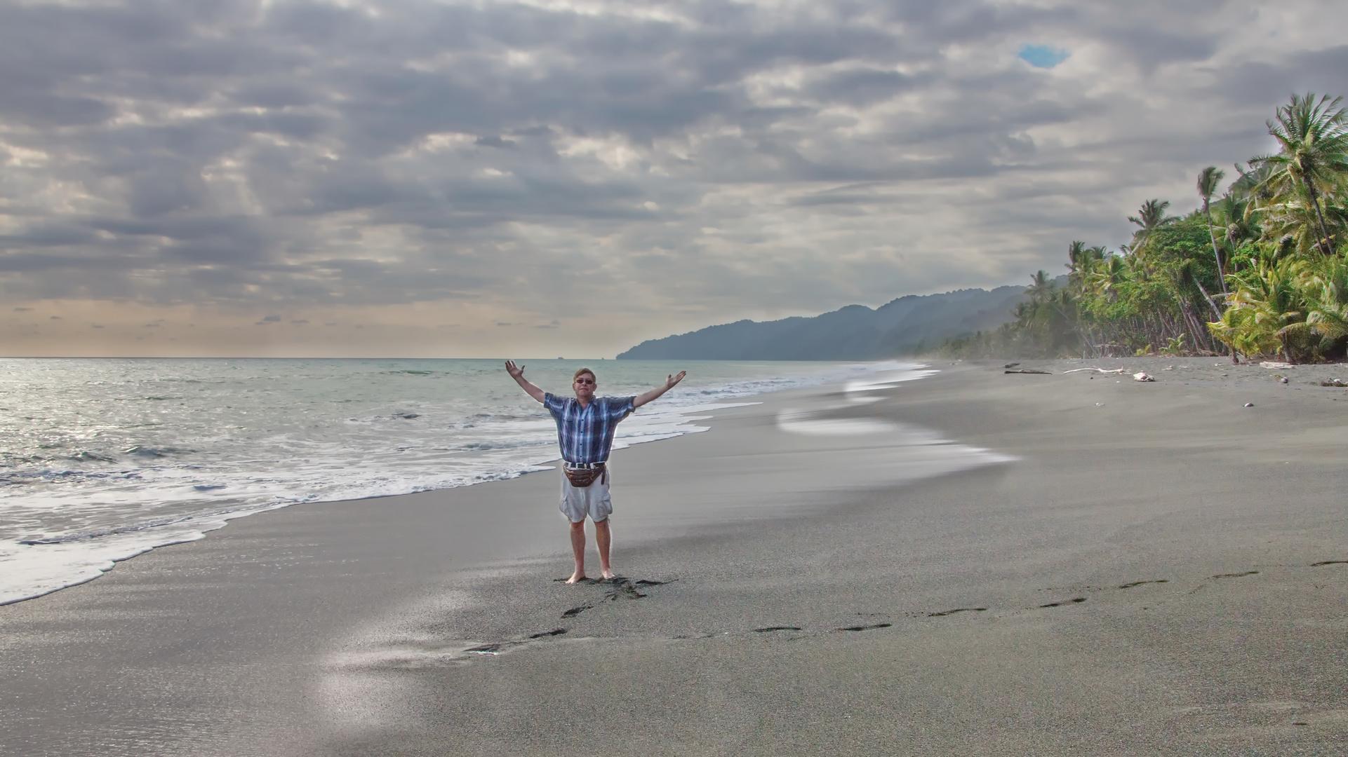 Peninsula de Osa, Carate, Costa Rica