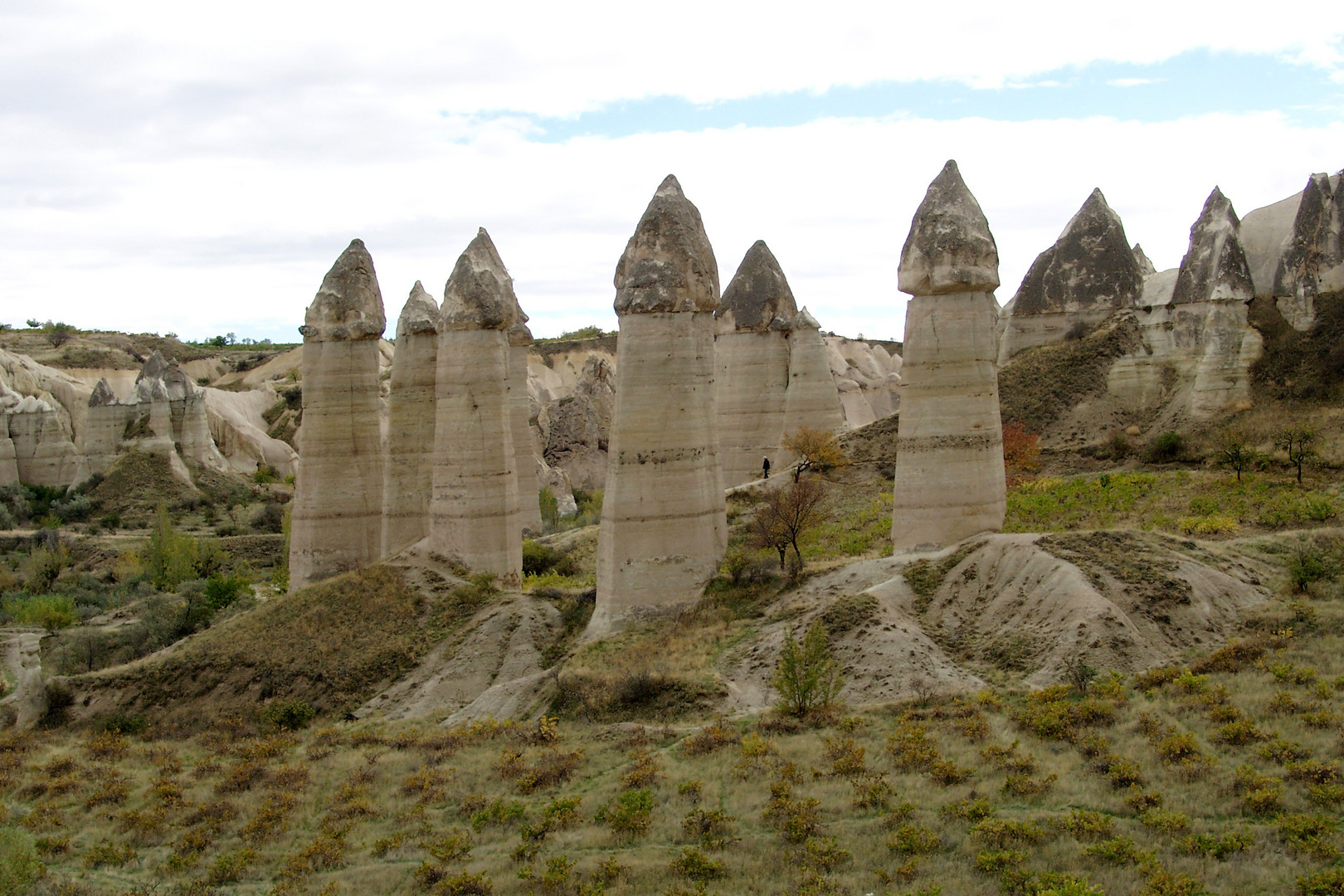 Penistal in Kappadokien (Türkei)