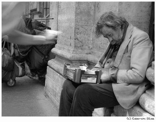 Penner in Rom